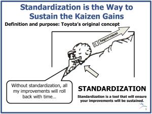 WhyStandardizedWork